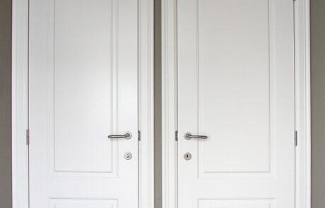 Landelijke deuren